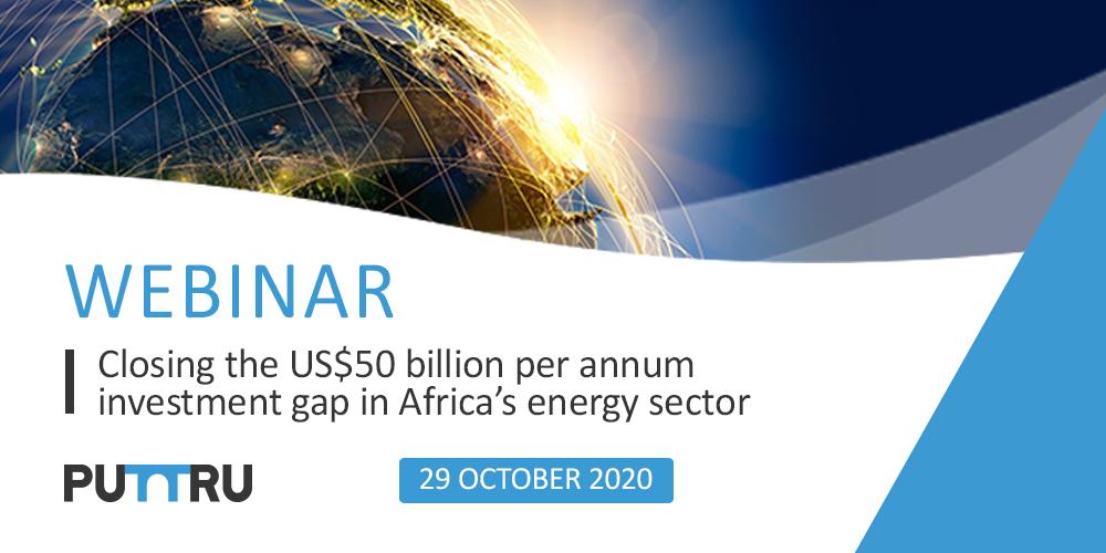 Energy Webinar 2020